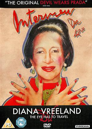 Rent Diana Vreeland: The Eye Has to Travel Online DVD Rental