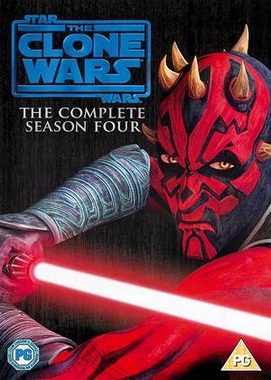 Rent Star Wars: The Clone Wars: Series 4 Online DVD Rental
