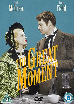 Rent The Great Moment Online DVD & Blu-ray Rental