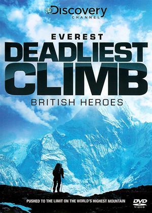 Rent Everest Deadliest Climb: British Heroes Online DVD Rental