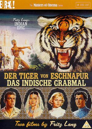 Rent Tiger of Bengal / The Tomb of Love (aka Der Tiger Von Eschnapur / Das Indische Grabmal) Online DVD Rental