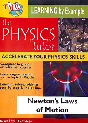 Rent The Physics Tutor: Newton's Laws of Motion Online DVD Rental
