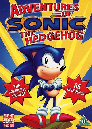 Adventures of Sonic the Hedgehog: Series Online DVD Rental