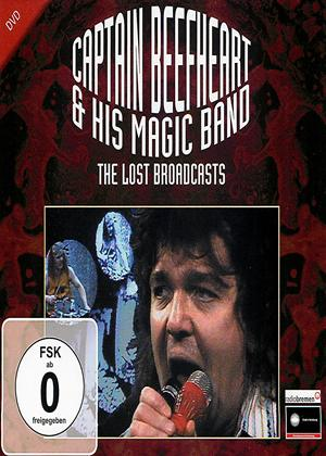 Rent Captain Beefheart and His Magic Band: The Lost Broadcasts Online DVD Rental