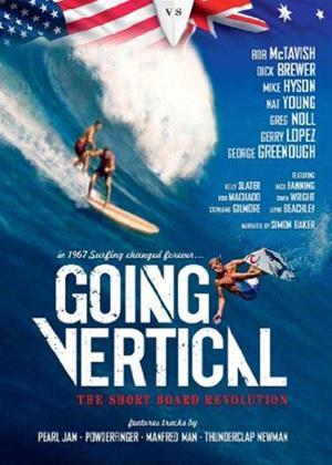 Rent Going Vertical: The Short Board Revolution Online DVD Rental