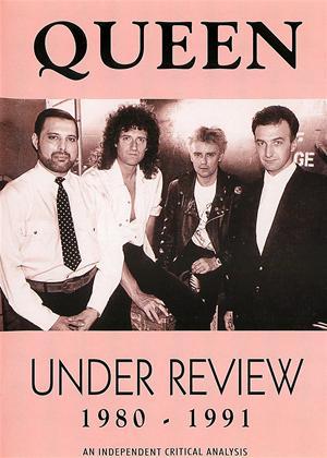 Rent Queen: Under Review 1980-1991 Online DVD Rental