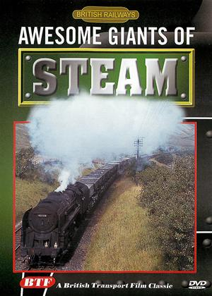 Rent Awesome Giants of Steam: Giants of Steam / The Coronation Scot Online DVD Rental