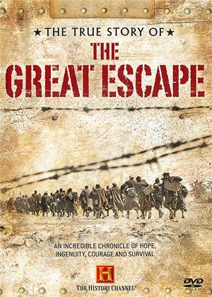 Rent True Stories of WW2: The Great Escape Online DVD Rental