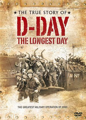 Rent True Stories of WW2: D-Day - The Longest Day Online DVD Rental