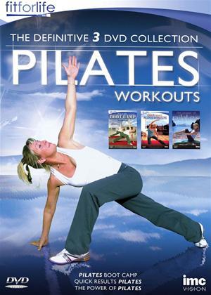 Rent Pilates Workouts Online DVD Rental