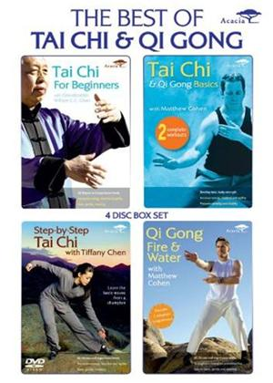 Rent The Best of Tai Chi and Qi Gong Online DVD Rental