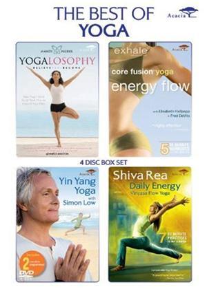 Rent The Best of Yoga Online DVD Rental