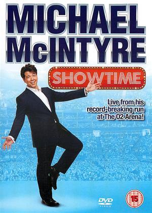 Rent Michael McIntyre: Showtime - Live 2012 Online DVD Rental