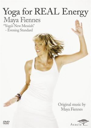 Rent Yoga for Real Energy Online DVD Rental