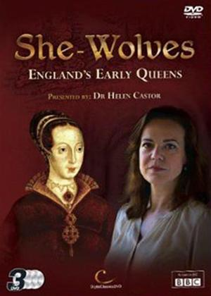 Rent England's Early Queens: She Wolves Online DVD Rental