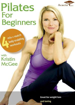 Rent Pilates for Beginners Online DVD Rental
