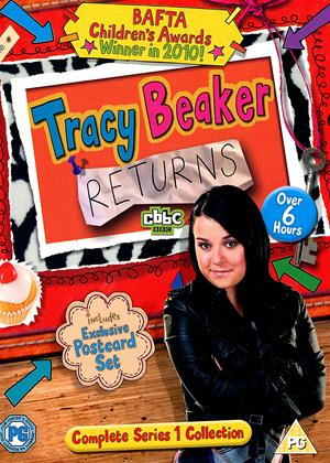 Rent Tracy Beaker Returns: Series 1 Online DVD Rental