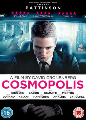 Rent Cosmopolis Online DVD & Blu-ray Rental