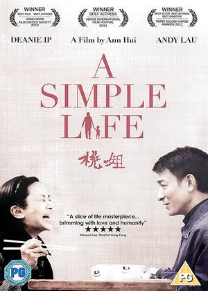 Rent A Simple Life (aka Tao Jie) Online DVD Rental