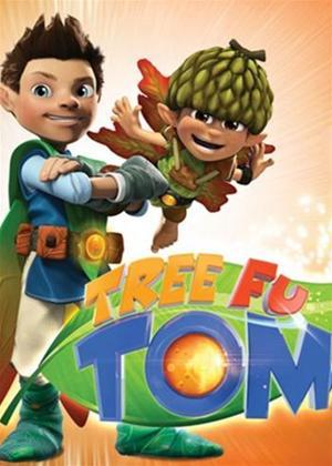 Rent Tree Fu Tom: Tree Fu Magic Online DVD Rental