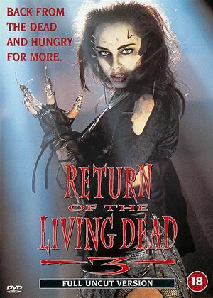 Rent Return of the Living Dead 3 Online DVD Rental
