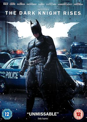 The Dark Knight Rises Online DVD Rental