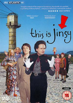 Rent This Is Jinsy: Series 1 Online DVD Rental