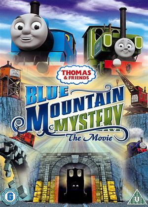 Rent Thomas and Friends: Blue Mountain Mystery Online DVD Rental