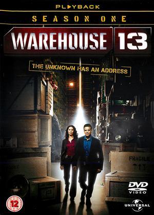 Rent Warehouse 13: Series 1 Online DVD & Blu-ray Rental