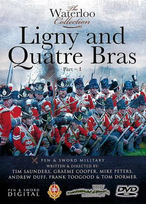 Rent The Waterloo Collection: Part 1: Ligny and Quatre Bras Online DVD Rental