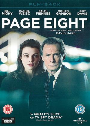 Page Eight Online DVD Rental