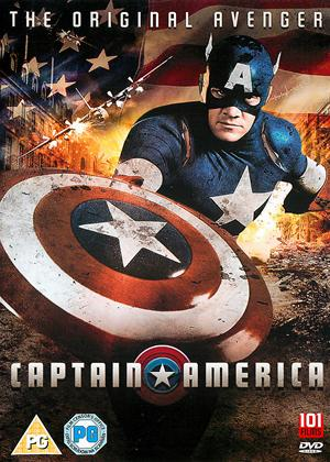 Rent Captain America Online DVD Rental