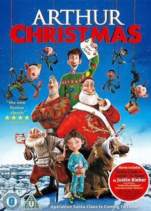 Rent Arthur Christmas Online DVD & Blu-ray Rental