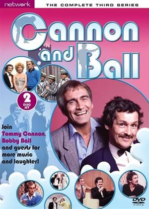 Rent Cannon and Ball: Series 3 Online DVD Rental