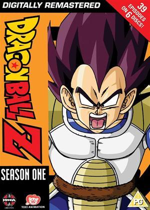 Rent Dragon Ball Z: Series 1 Online DVD Rental