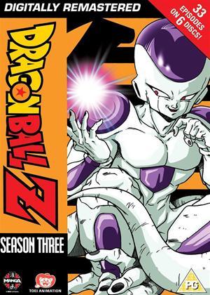 Rent Dragon Ball Z: Series 3 Online DVD Rental