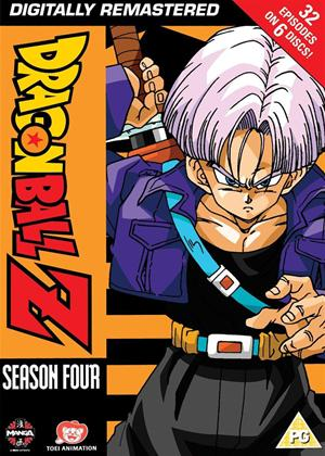 Rent Dragon Ball Z: Series 4 Online DVD Rental
