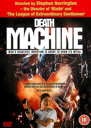 Rent Death Machine Online DVD Rental