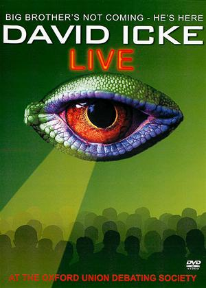 Rent David Icke: Live at the Oxford Union Debating Society Online DVD Rental