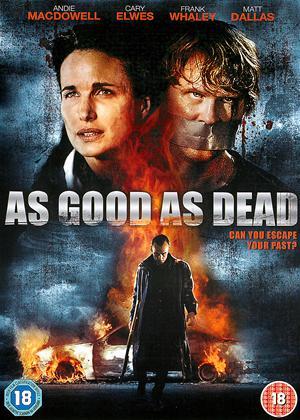 Rent As Good as Dead Online DVD & Blu-ray Rental