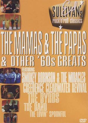 Rent Ed Sullivan: The Mamas and The Papas and Other 60's Gre Online DVD Rental