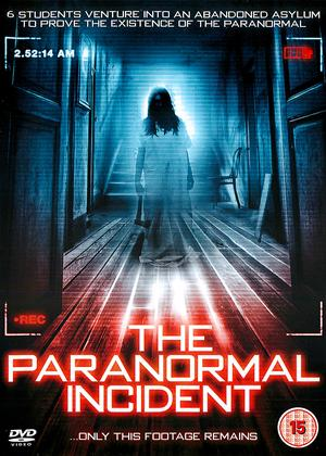 Rent The Paranormal Incident Online DVD Rental