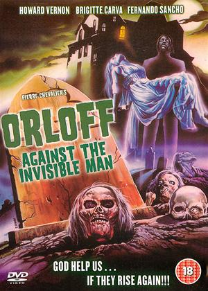 Rent Orloff Against the Invisible Man (aka La vie amoureuse de l'homme invisible) Online DVD & Blu-ray Rental