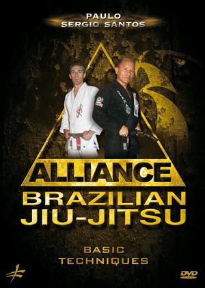 Rent Alliance: Brazilian Jiu-jitsu: Basic Techniques Online DVD Rental