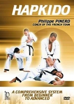 Rent Hapkido: From Beginner to Advanced Online DVD Rental