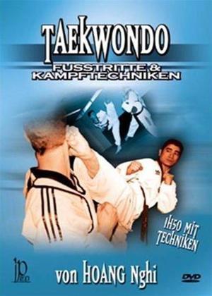 Rent Taekwondo: Kicks and Fight Techniques Online DVD Rental