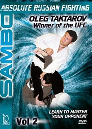 Rent Sambo: How to Master Your Opponent: Vol.2 Online DVD Rental