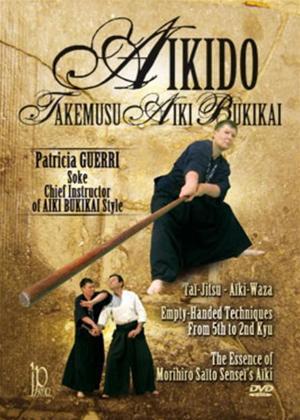 Rent Aikido Taikido Takemusu: Aiki Bukikai Style Online DVD Rental