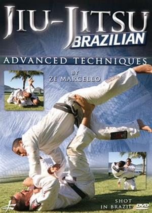 Rent Brazilian Jiu-Jitsu: Advanced Techniques Online DVD Rental