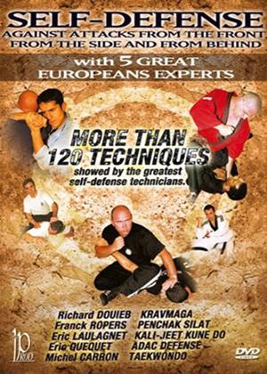 Rent Self-defense Against Attacks from the Front, Side and Behind Online DVD Rental